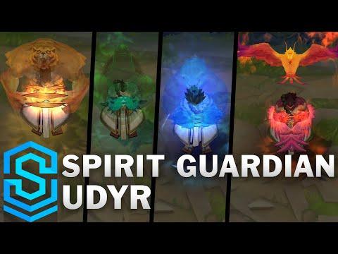 Spirit Guardian Udyr (2020) Skin Spotlight - League of Legends