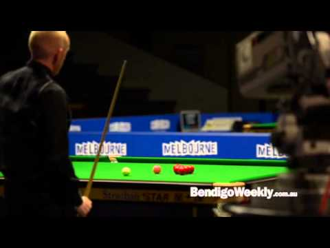 Australian Goldfields Snooker Open - Bendigo Weekly