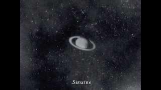 Saturne - Eclipse
