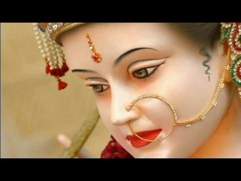 Tere Darbar Mein Maiya Khushi milti hai bhakti  WhatsApp status