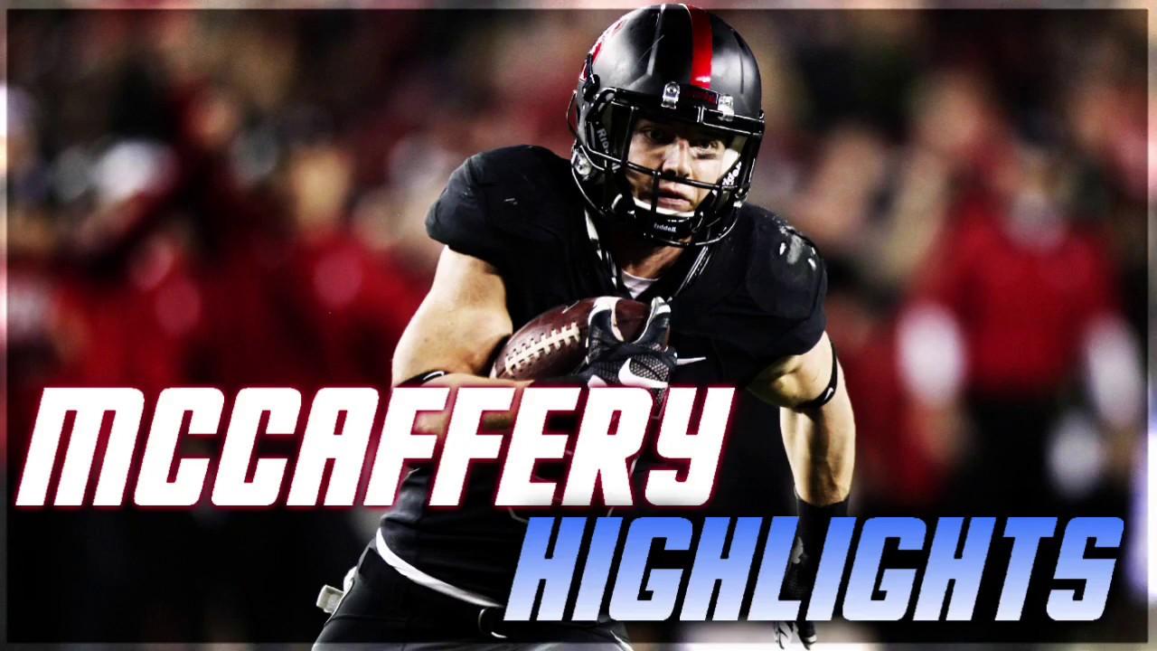 Download Christian Mccaffery Highlights (Ark Night)