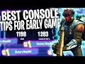 """HOW TO SURVIVE EARLY GAME IN FORTNITE! 