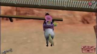 На станции Прохождение игры Барби/Barbie Приключения на ранчо
