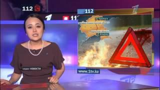 Пять человек погибли в аварии на трассе Уральск-Атырау