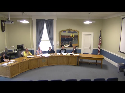 City of Plattsburgh, NY Meeting  5-11-17