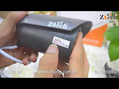 GIỚI THIỆU CAMERA THÂN HD IP ZT-FP755420