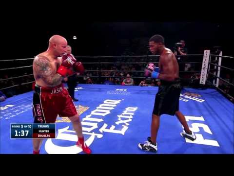 Hunter vs. Douglas FULL FIGHT: Oct 13, 2015 - PBC on FS1