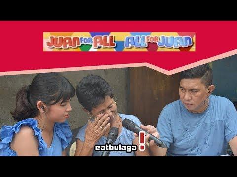 Juan For All, All For Juan Sugod Bahay | February 16,  2018