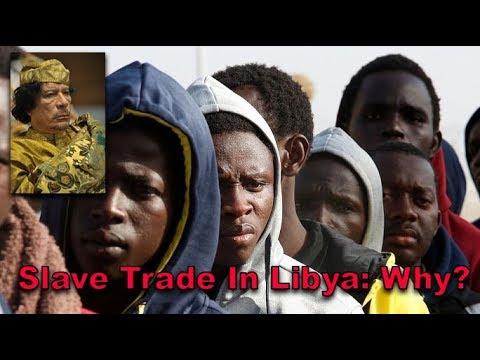 Slave Trade In Libya: How Did Slavery Return In 2017? #SlaveTradeInLibya @LegendaryEnergy