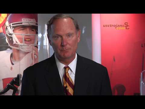 State of Football - USC AD Pat Haden