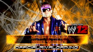 WWE 12 New Zack Ryder Theme  (With Arena Effect) + WWWYKI intro