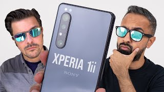 Sony Xperia 1 ii Camera Test & Review w/ MrMobile