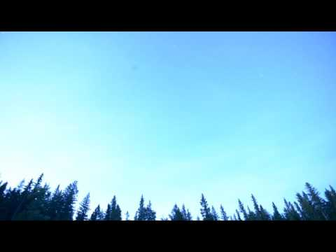 Milky Way Time-lapse from Waterton Lakes National Park Canada