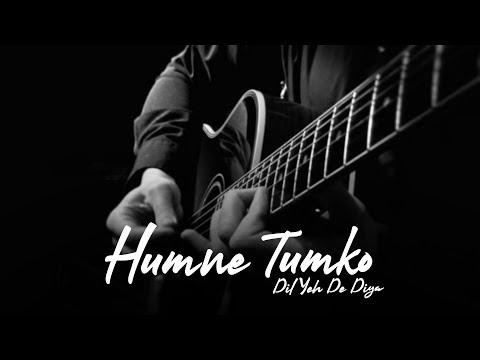 Humne Tumko Dil Yeh De Diya - Unplugged Cover | Gunaah | Dino Morea | Alka Yagnik | Babul | R Joy