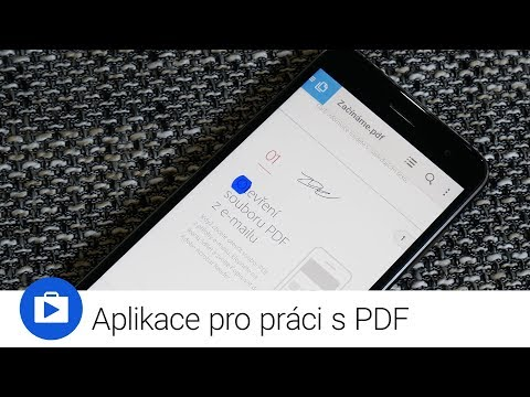 Nejlepší aplikace pro práci s PDF (Top Apps)