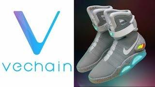 VeChain Will Revolutionize The World Of Luxury sneakers