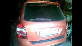 Авто-открытие багажника Лада Калина 2 !!!