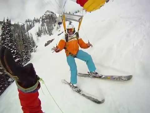 Extreme Athletes - Tyler Horne Speed Flying