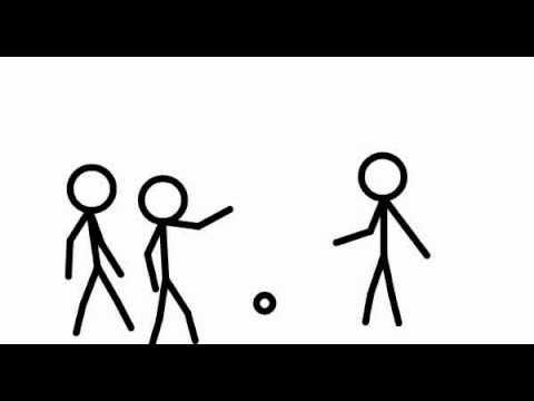 Stikman Se Mueven Mi Dibujo Sorprendente Youtube