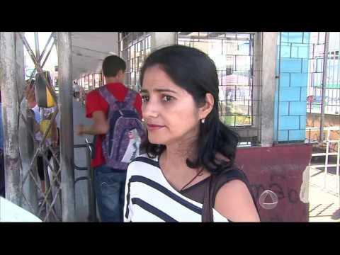 JE 2º EDIÇÃO - Usuários de transporte público se solidarizam com paralisação dos rodoviários