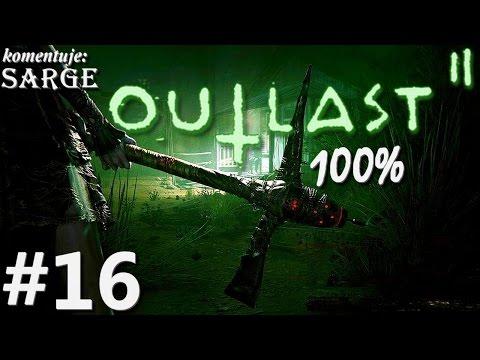 Zagrajmy w Outlast 2 100% odc. 16  KONIEC GRY NA 100%