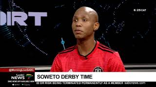 Chiefs vs Pirates in Soweto derby