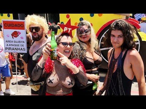 BRAZIL CRAZY CARNAVAL STREET PARTY