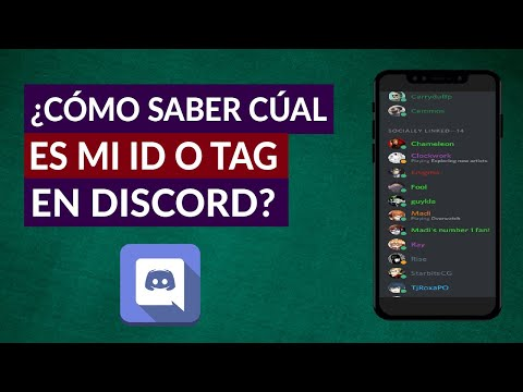 Cuál es mi Discord ID o Discord TAG