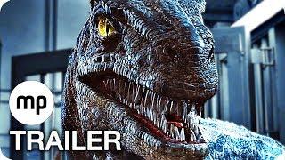 Jurassic World 2 Finaler Trailer Deutsch German (2018)