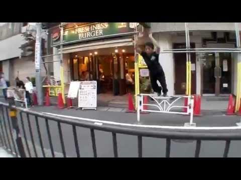 Tokyo Underground (Parkour & Freerunning)