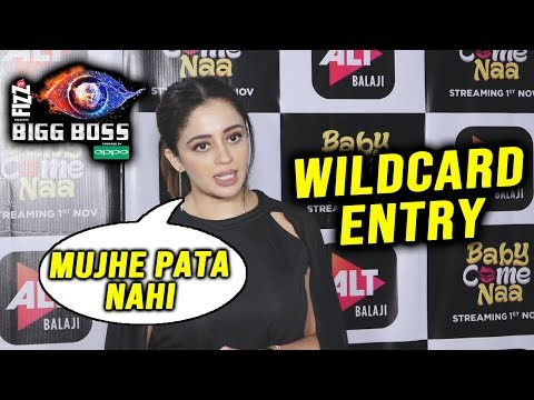 Neha Pendse Talks On Her WILDCARD ENTRY In Bigg Boss 12 | Latest Interview thumbnail