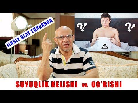 #51 DOKTOR-D: OLAT TURGANDA SUYUQLIK KELISHI va OG'RISHI