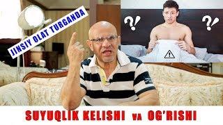 DOKTOR-D: OLAT TURGANDA SUYUQLIK KELISHI va OG'RISHI