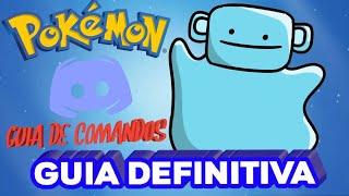Como usar PokéMania en discord | GUIA AVANZADA DE COMANDOS