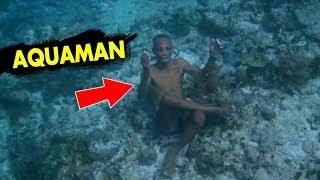 Endonezya'da Bu İnsanlar Suyun Altında Yaşıyor... Görmeniz Gereken En İlginç 5 Kabile