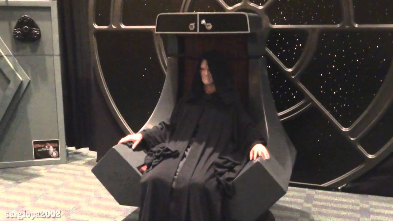 Star Wars Celebration 6 Convention Orlando 2012 emperor ...