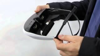 видео Обзор 3D дисплея Sony HMZ-T1 (отзывы)