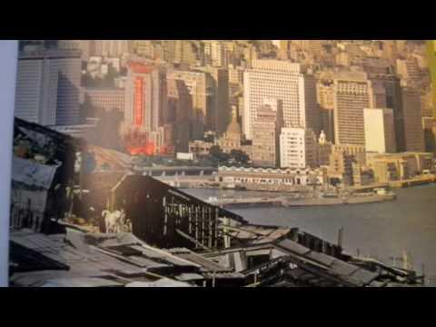 OLD HONG KONG  SCENES - CHINESE FOLK MUSIC - 劍舞  - 姚敏