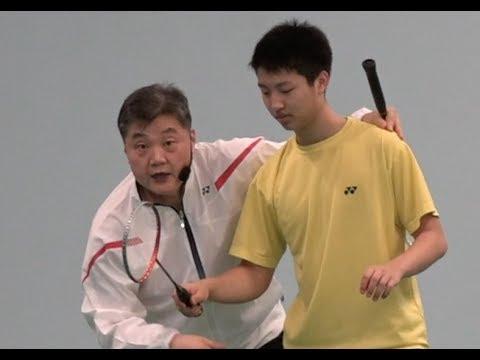 badminton singles coaching