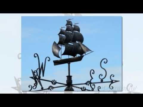 Кованые флюгеры, таблички, вывески – художественная ковка в Москве – (499) 403-13-89