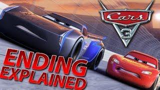 Disney Cars 3 Ending Explained Breakdown And Recap - Cars 4 Setup?
