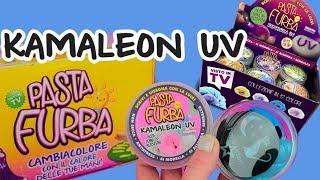 Pasta Furba Cameleon UV • Mega Challenge