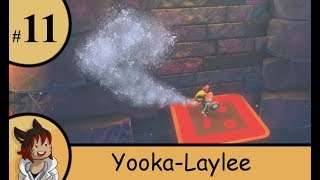Yooka Laylee part 11 - Warming the place up
