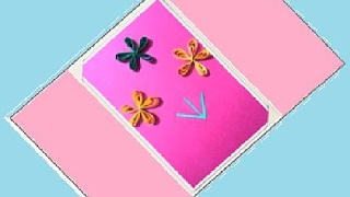 Quilling flowers wall hanging decoration | Quilling greetings cards | Mothers day gift idea