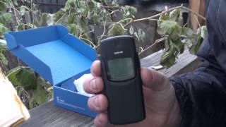 Посылка из Китая с Nokia 8910(Крутяк давно минувших дней. Куплен на aliexpress ..., 2014-10-13T05:20:04.000Z)