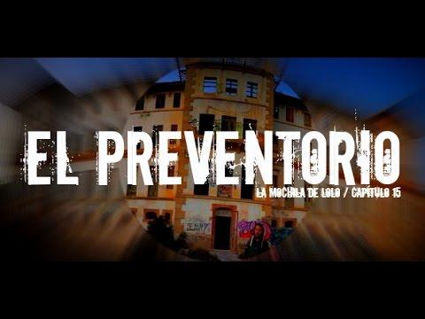 15  EL PREVENTORIO DEL TERROR   AIGÜES DE BUSOT