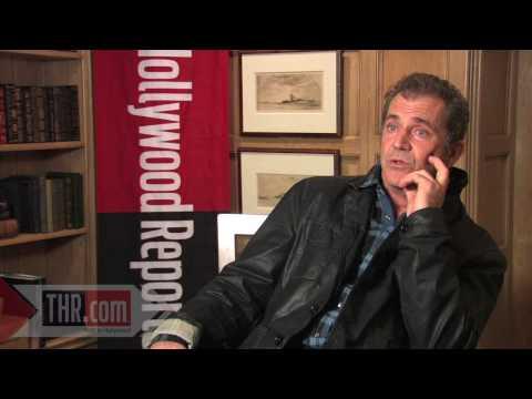 Mel Gibson: THR's Nominees' Night