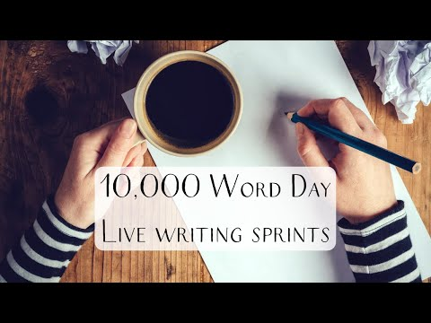 sakemage-10,000-word-day-live-writing-sprints