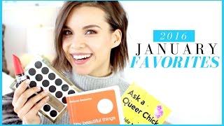 January Favorites 2016! ◈ Ingrid Nilsen