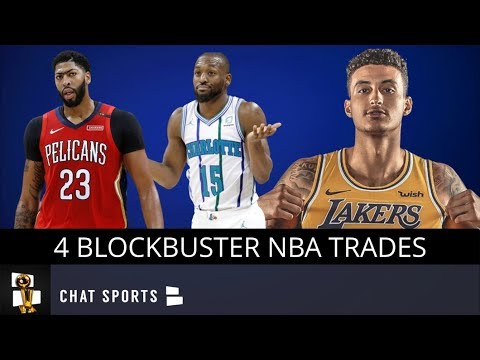 NBA Trade Rumors: 4 Blockbuster Trades That Could Happen At The 2019 NBA Trade Deadline